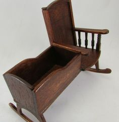 rocking chair crib combo sams club office chairs cradle plans