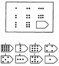 Pattern Tile Puzzles are great practice for tests that