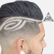 cool clipper cut hair design