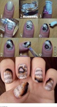 Coolest nail designs Ever on Pinterest | Chevron Nail Art ...