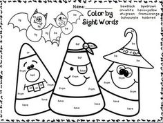 1000+ images about Halloween Worksheets on Pinterest