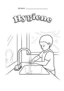 Dental Health Quiz Personal Hygiene Plan and Worksheets