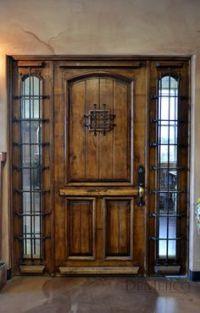 spanish style doors | Interior Ideas | Pinterest | Style ...