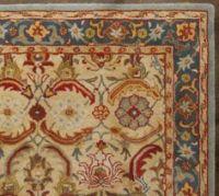 Pottery Barn Rugs on Pinterest | Wool Area Rugs, Area Rugs ...