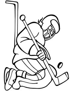 Pittsburgh Penguins Hockey Coloring Page All The NHL