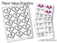 Place values, Hundreds chart and Places on Pinterest