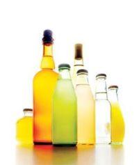 Mini Liquor Carrying Case - 1950s Alcohol Bottle Travel ...