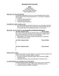 resume examples for skills - Communication Skills Resume Example