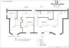Dishwasher plug, disposal on switched plug, power via