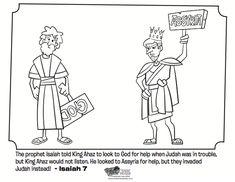 1000+ images about Coloring: Bible: OT: I & II Kings, II