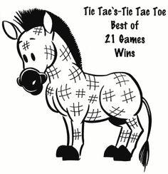 Tic tac toe, Tic tac and Tic tac toe board on Pinterest