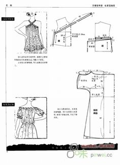 Clothing styles, Style guides and Free sewing on Pinterest