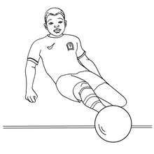 Soccer Ball #Coloring_Page You Can Print Out This #Soccer