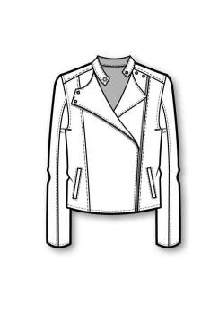 1000+ images about Coats and Jackets Line Drawings on