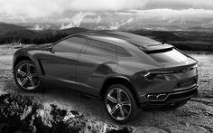 2017 Lamborghini Urus Black Color Jpg 1003 215 668 Autos Y