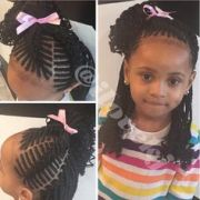 1000 ideas kids braided