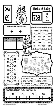 **FREEBIE** How do you review Number sense in Second Grade