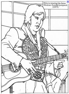 FREE famous people coloring pages + a ton of other