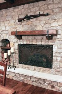 Williamsburg Cypher Collection Small Fireplace Screen $315 ...