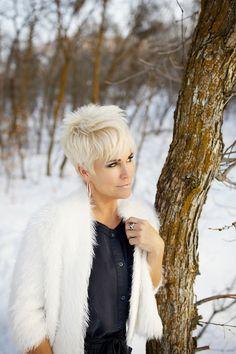 Blonde Haare Finde Das Richtige Blond! 10 Flotte Kurzhaarfrisuren
