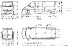Image result for mercedes sprinter mwb high roof