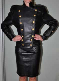 Center Cut Gown Style Leather Skirt For Women 600x600 600×600
