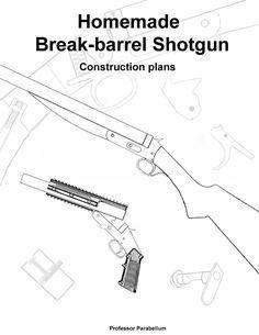 How to make a 22 silencer suppressor. Homemade 22 Rifle
