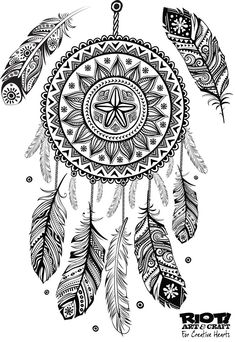 Coloring Pages Coloring And Headdress On Pinterest