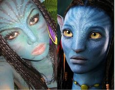 avatar makeup tutorial promise phan hairstly org