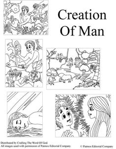 The Fall Of Man (Coloring Pages) Coloring pages are a