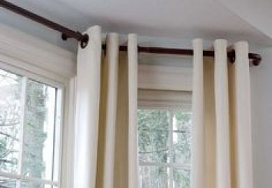 Buy Bay Curtain Rod From Bed Bath Beyond