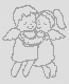 1000+ images about Filet Crochet Angel/Nativity on