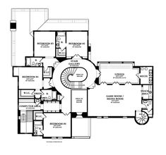 1000+ images about Dream Home- Floor Plans on Pinterest