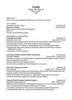 Government Official Letter Sample Exampleresumecv