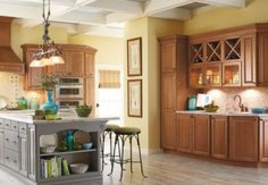Schrock Kitchens On Pinterest Cabinet Design Cherry