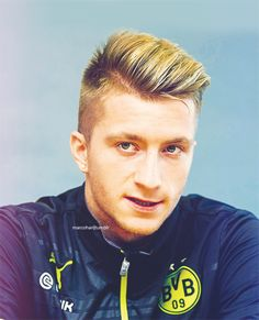 Marco Reus Football Fever Pinterest Hairstyles Haircuts