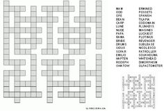 1000+ images about online games crossword puzzles on