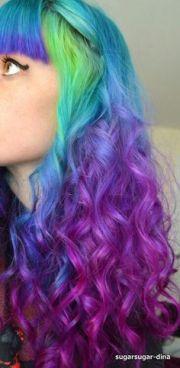 1000 vivid hair color