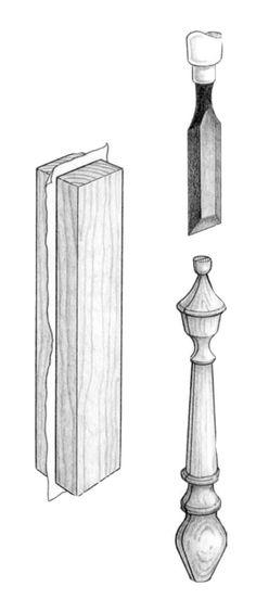 Easy Wood Tools / Midi Lathe Duplicator #1: Making the