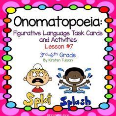 Images About Onomatopoeia