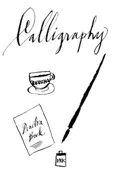 April 2016 cursive handwriting script writing for a