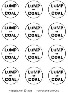 List of Synonyms and Antonyms of the Word: lump of coal tag