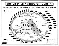 Germany after World War II. #Germany #Map #Postwar #WWII #