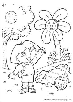 Coloring pages, Coloring and Backpacks on Pinterest