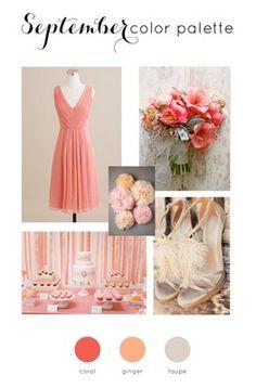 1000 ideas about September Wedding Colors on Pinterest  Orange Wedding Bouquets September