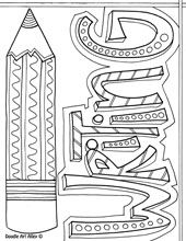 school subject coloring pages (all subjects)....wonderful