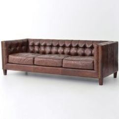 Abbott Vintage Cigar Tufted Leather Sofa Flynn Black Bonded Reclining Sectional With Console And Chaise 1000+ Images About Fixer Upper ~ Season 3/episode 6 On ...