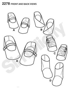 Baby shoes pattern, Shoe pattern and Pattern sewing on