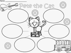 Free Pete The Cat And His Four Groovy Buttons (by James