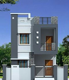 5 Marla Beatiful House Front Design In Pakistan Architect
